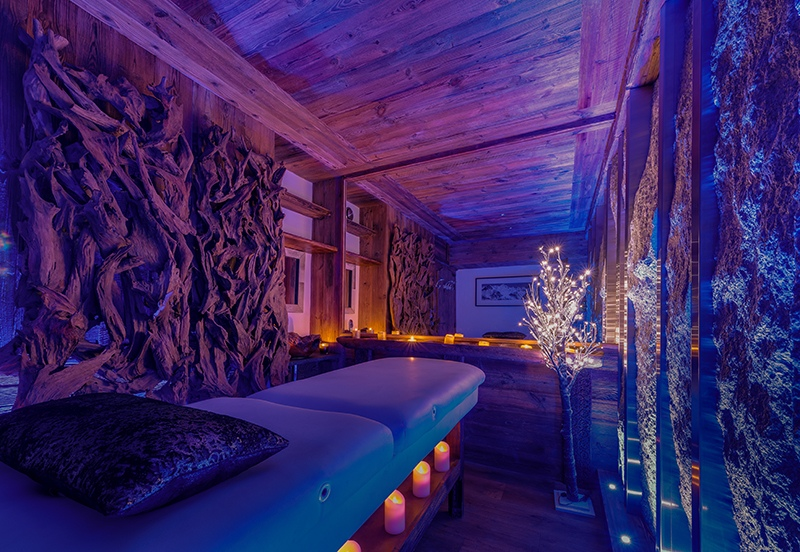 val d'isere mountain resort property - spa
