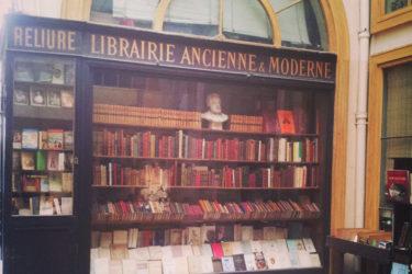 20 Paris Literature