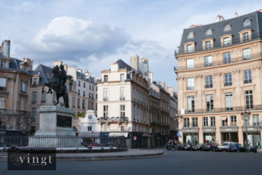 VINGT Paris as a Buyer's agent