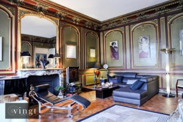 Luxury Paris Property Report Q1 2014