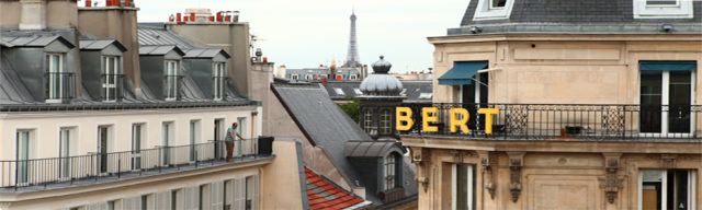 IMAGE: Paris rooftops used to illustrate article on VINGT Paris as a buyer's agent