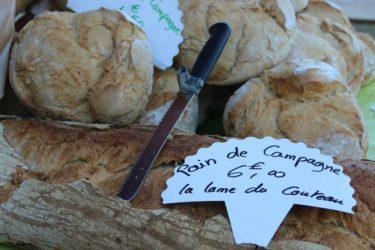 Bio, baguettes and Breton crêpes at Bastille