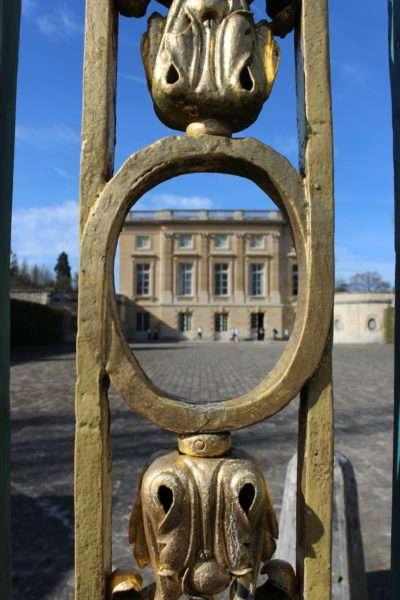 IMAGE: The Petit Trianon at the Palace of Versailles