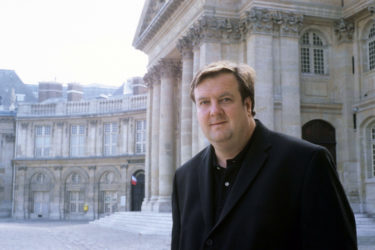 20 questions with author Andrew Hussey OBE