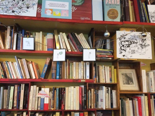 IMAGE: Second-hand books for sale