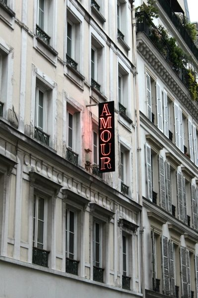 IMAGE: View of the exterior at Hotel Amour - one of recommendations for hip hotels