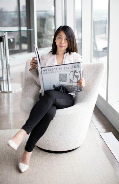 IMAGE: Founder of Curagenda, Helen Helen Homan Wu