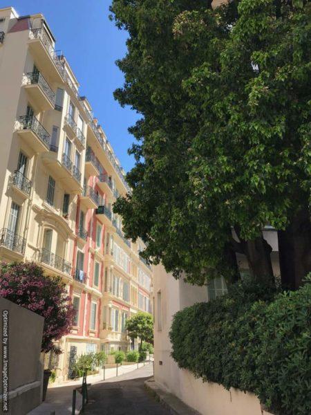 IMAGE: Traditional street scene in Nice