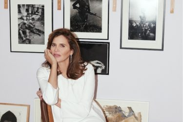 20 Questions with war correspondent Janine di Giovanni