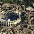 The attraction of Arles
