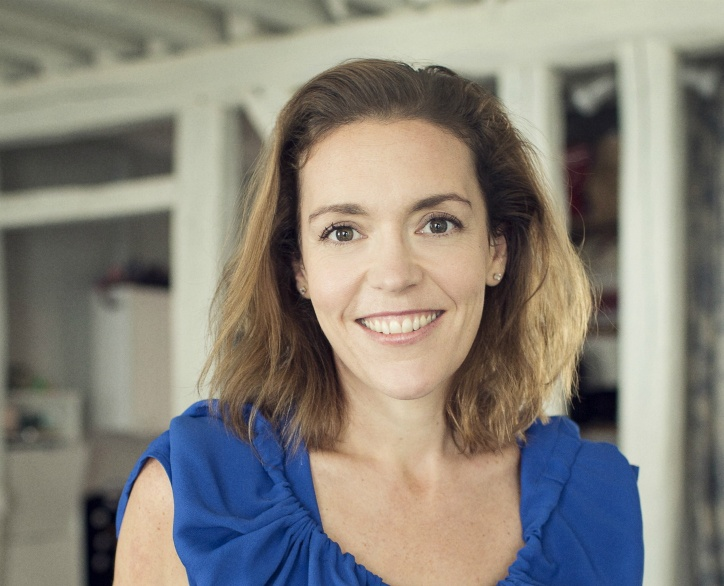 IMAGE: Portrait shot of founder and CEO of VINGT Paris, Susie Hollands