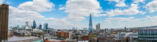 IMAGE: Skyline of London to illustrate new partnership with SQUA.RE